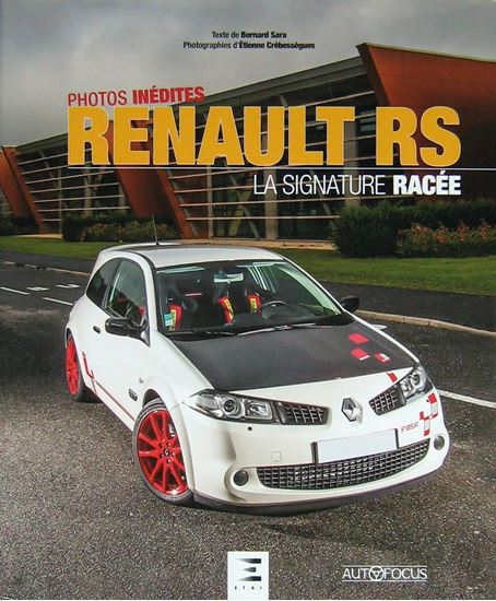 Picture of RENAULT RS: LA SIGNATURE RACEE