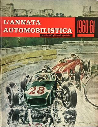 Picture of L'ANNATA AUTOMOBILISTICA 1960-61