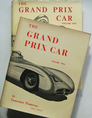 Immagine di THE GRAND PRIX CAR VOL.1 + VOL.2 1908-1954