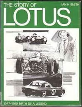 Picture of THE STORY OF LOTUS 1947-1960: BIRTH OF A LEGEND