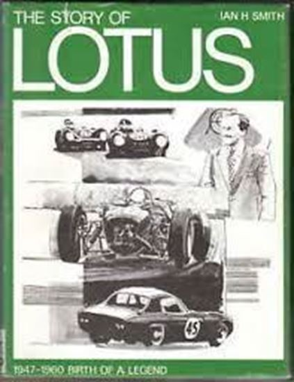 Immagine di THE STORY OF LOTUS 1947-1960: BIRTH OF A LEGEND