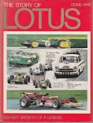 Immagine di THE STORY OF LOTUS 1961-1971: GROWTH OF A LEGEND