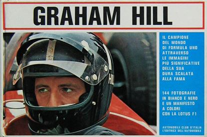 Picture of GRAHAM HILL