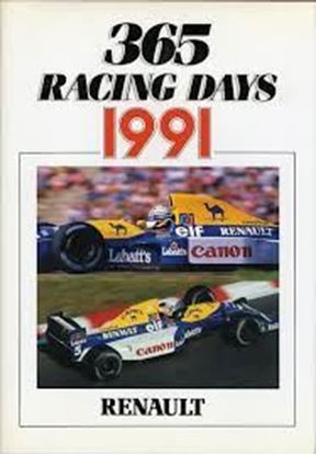 Picture of 365 RACING DAYS 1991