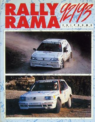 Picture of RALLYRAMA 1992/93