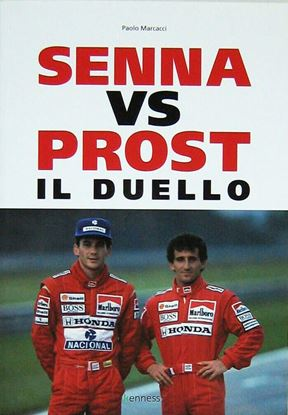 Picture of SENNA VS PROST: IL DUELLO