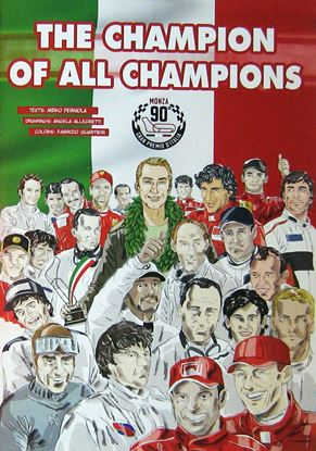 Immagine di THE CHAMPION OF ALL CHAMPIONS comics