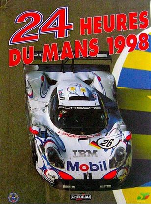Picture of 1998 LE MANS 24 HOURS