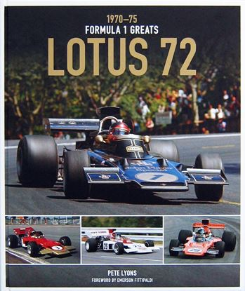 Picture of LOTUS 72 1970–75