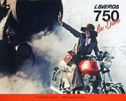 Picture of LAVERDA 750 LA DIVA