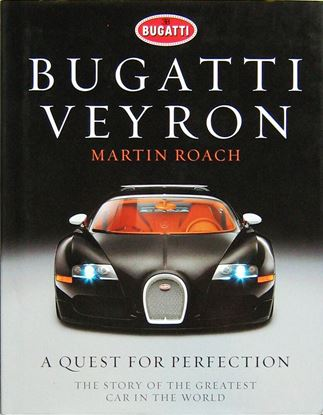Picture of BUGATTI VEYRON: A QUEST FOR PERFECTION