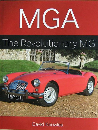 Immagine di MGA: THE REVOLUTIONARY MG