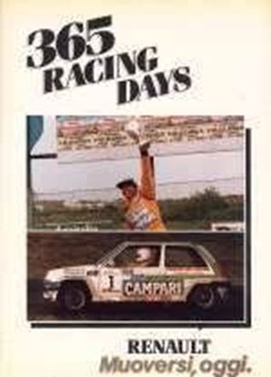Picture of 365 RACING DAYS 1987
