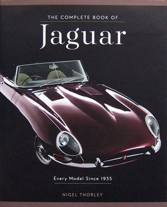 Picture of THE COMPLETE BOOK OF JAGUAR: EVERY MODEL SINCE 1935