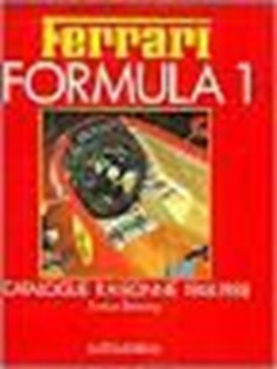 Picture of FERRARI FORMULA 1 CATALOGUE RAISONNE' 1948-1988