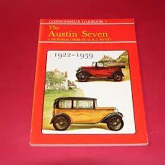 Picture of THE AUSTIN SEVEN 1922-1939: A PICTORIAL TRIBUTE