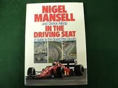 Picture of NIGEL MANSELL IN THE DRIVING SEAT: A Guide To The Grand Prix Circuits