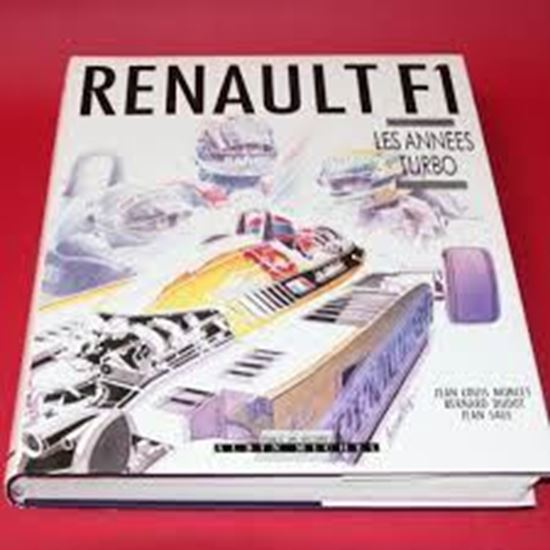 Picture of RENAULT F1: LES ANNEES TURBO