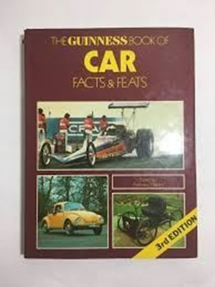 Immagine di THE GUINNESS BOOK OF CAR FACTS & FEATS. 3° Edizione 1980