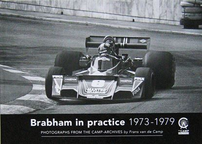 Picture of BRABHAM IN PRACTICE 1973-1979