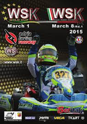 Picture of KARTING 2015 WSK GLOBAL RACING SYSTEM