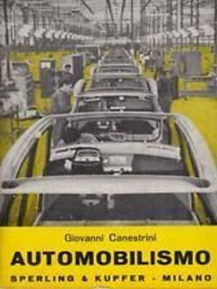 Picture of AUTOMOBILISMO  2a Edizione del 1962