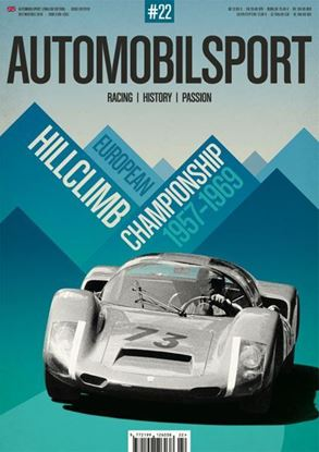 Picture of AUTOMOBILSPORT N.22: Special EUROPEAN HILLCLIMB CHAMPIONSHIP 1957-1969