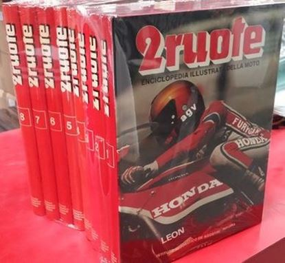Picture of ENCICLOPEDIA 2RUOTE VOL.1-8