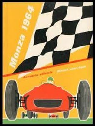 Picture of MONZA 1964 ANNUARIO UFFICIALE