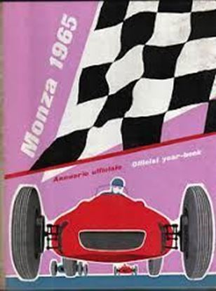 Picture of MONZA 1965 ANNUARIO UFFICIALE