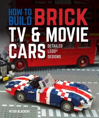 Picture of HOW TO BUILD BRICK TV & MOVIE CARS - Detailed Lego Designs