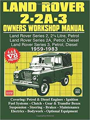Picture of LAND ROVER 2, 2A, 3 1959-1983 OWM 895