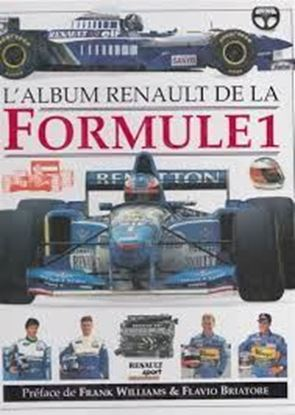 Picture of ALBUM RENAULT DI FORMULA 1