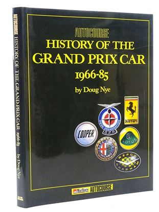 Picture of AUTOCOURSE HISTORY OF THE GRAND PRIX CAR 1966-85