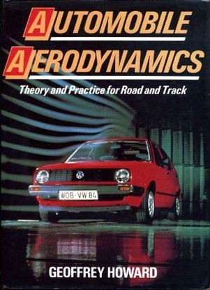 Picture of AUTOMOBILE AERODYNAMICS