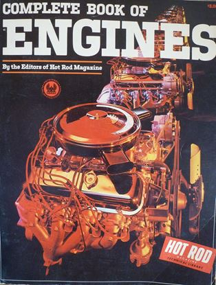Picture of COMPLETE BOOK OF ENGINES by the Editors of Hot Road Magazine