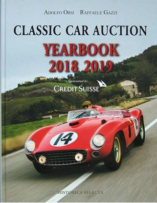 Immagine di CLASSIC CAR AUCTION 2018-2019 YEARBOOK