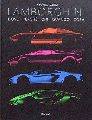 Picture of LAMBORGHINI: DOVE PERCHE' CHI QUANDO COSA
