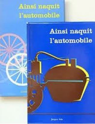 Picture of AINSI NAQUIT L'AUTOMOBILE TOME I + II