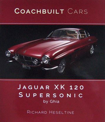Immagine di JAGUAR XK120 SUPERSONIC BY GHIA