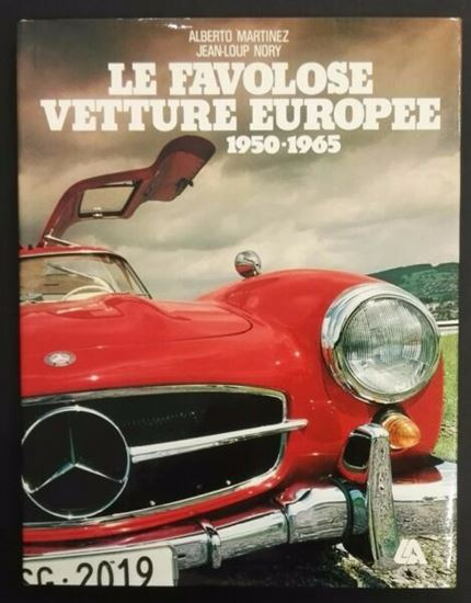 Picture of LE FAVOLOSE VETTURE EUROPEE 1950/1965