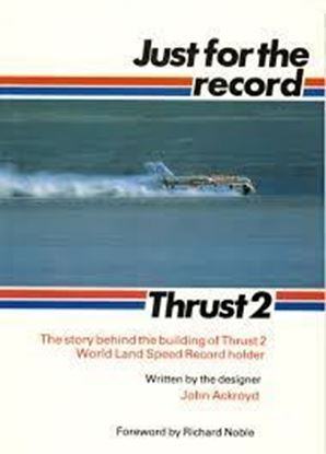 Immagine di JUST FOR THE RECORD: THRUST 2