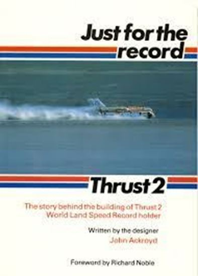Picture of JUST FOR THE RECORD: THRUST 2