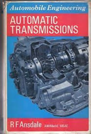 Immagine di AUTOMATIC TRANSMISSIONS: AUTOMOBILE ENGINEERING