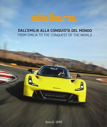 Picture of DALLARA Dall'Emilia alla conquista del mondo/From Emilia to the conquest of the world