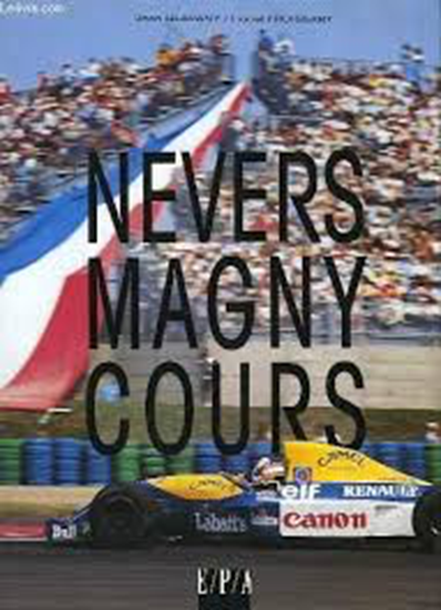 Picture of NEVERS MAGNY COURS 1991
