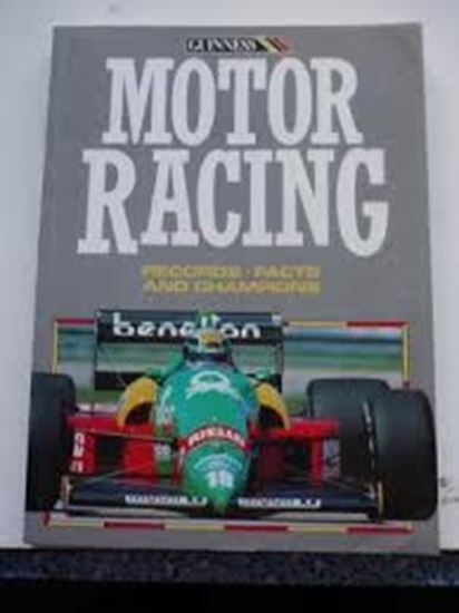 Picture of MOTOR RACING: RECORDS FACTS & CHAMPIONS