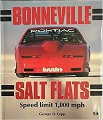 Picture of BONNEVILLE SALT FLATS: SPEED LIMIT 1,000 MPH