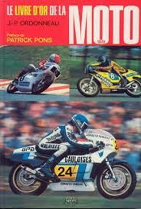 Picture of LE LIVRE D'OR DE LA MOTO 1979