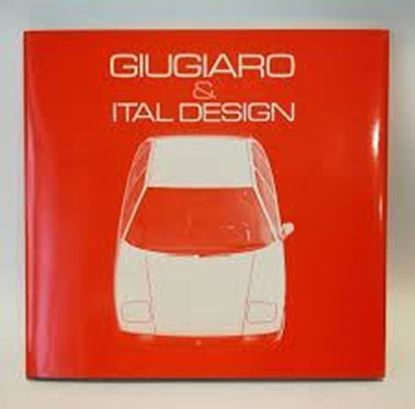 Picture of GIUGIARO & ITAL DESIGN Car Styling Special N.35 1/2 (copia firmata dall'autore/copy signed by the author)